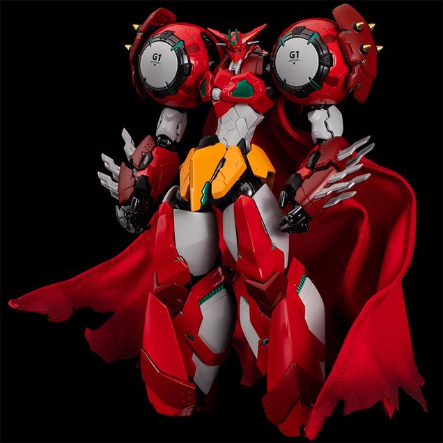 RIOBOT Getter Robot Devolution -宇宙最後的3分鐘- 三一萬能俠1